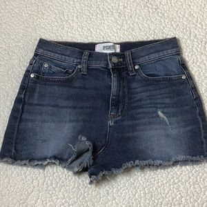 PINK Victoria's Secret High Waisted Shorts Size 2